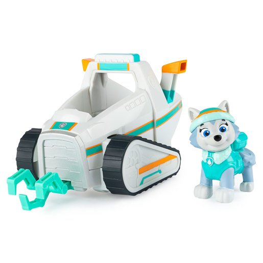 Picture of Paw Patrol Everest's Snow Plough Vehicle