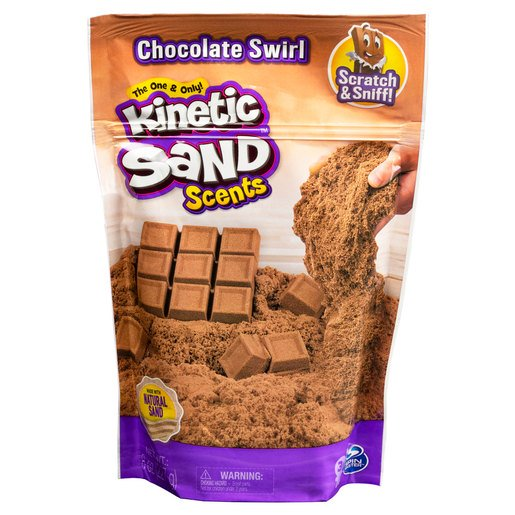 Picture of Kinetic Sand Scents - Chocolate Swirl
