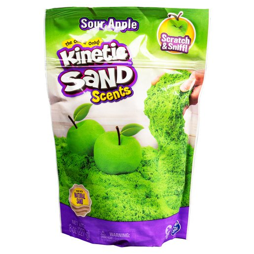 Picture of Kinetic Sand Scents - Sour Apple