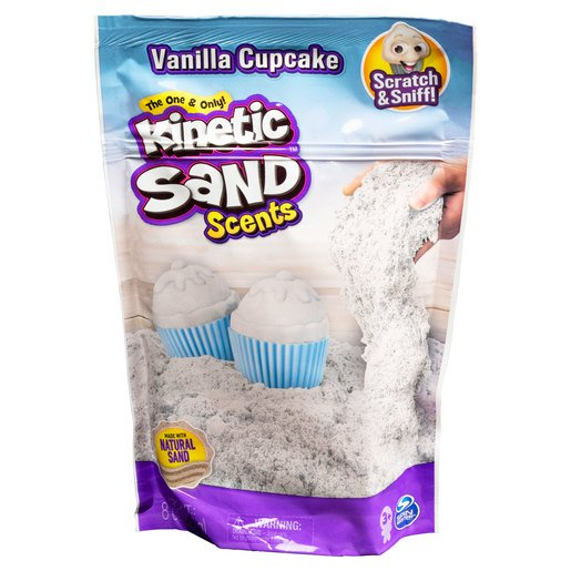 Picture of Kinetic Sand Scents - Vanilla Cupcake