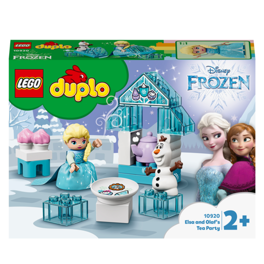 Picture of LEGO Duplo Disney Frozen Elsa and Olaf's Tea Party - 10920