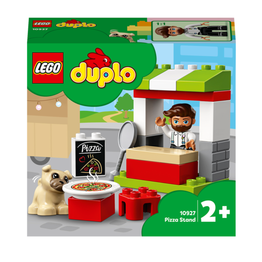Picture of LEGO Duplo Pizza Stand - 10927