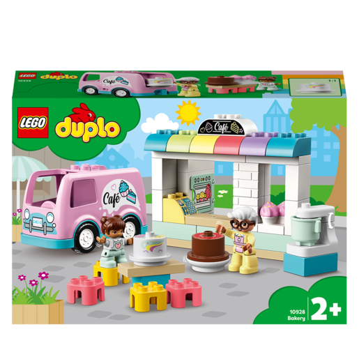 Picture of LEGO Duplo Bakery - 10928