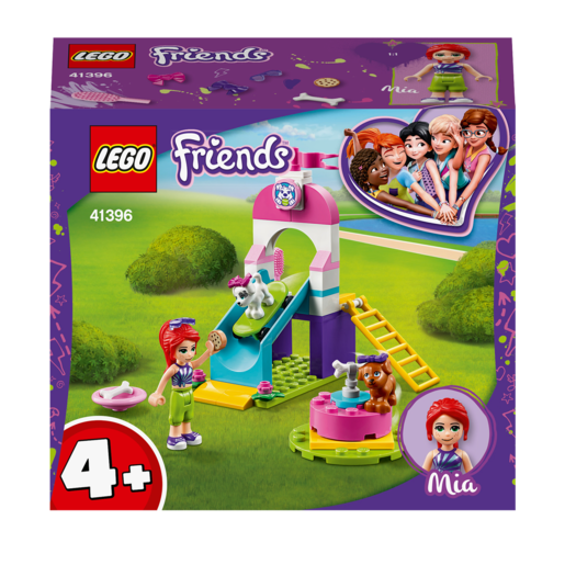 Picture of LEGO Friends Puppy Playground - 41396