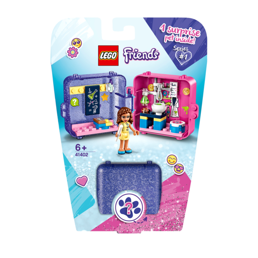 Picture of LEGO Friends Olivia's Play Cube - 41402