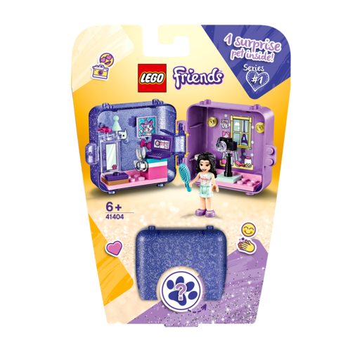 Picture of LEGO Friends Emma's Play Cube - 41404