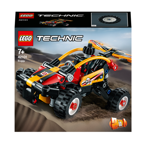 Picture of LEGO Technic 2-in-1 Buggy - 42101