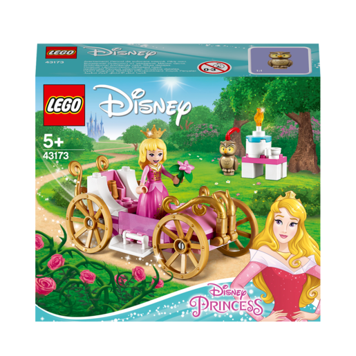 Picture of LEGO Disney Princess Aurora's Royal Carriage - 43173