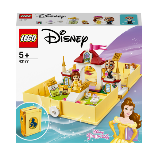 Picture of LEGO Disney Princess Belle's Storybook Adventures - 43177