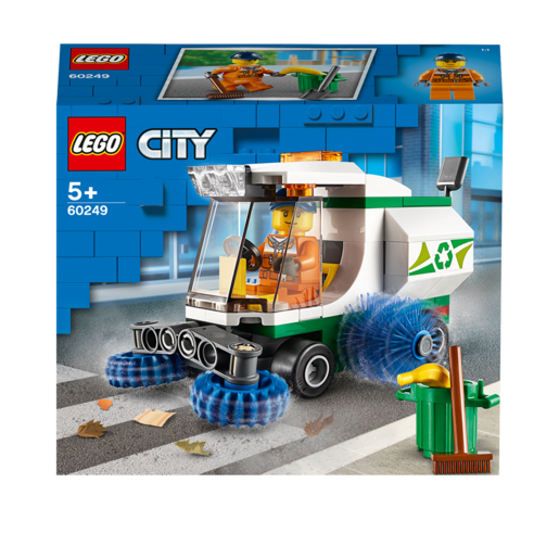 Picture of LEGO City Street Sweeper - 60249