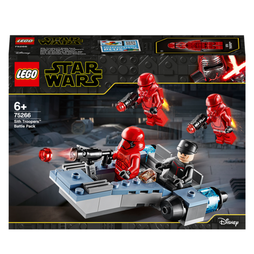 Picture of LEGO Star Wars Sith Troopers Battle Pack - 75266