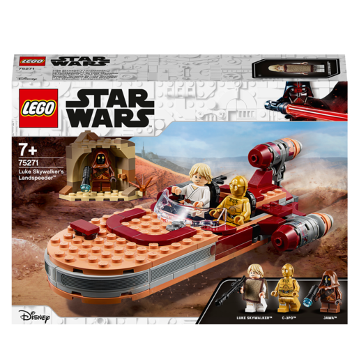Picture of LEGO Star Wars Luke Skywalker's Landspeeder - 75271