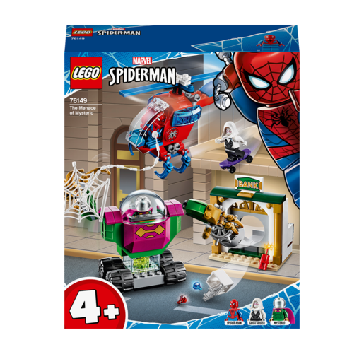 Picture of LEGO Marvel The Menace of Mysterio - 76149
