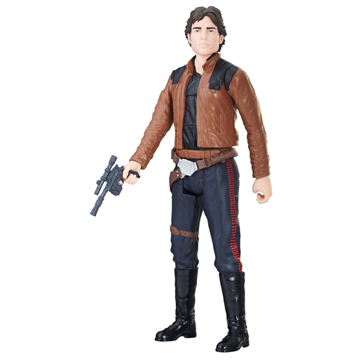 Picture of Star Wars 30cm Figure - Han Solo
