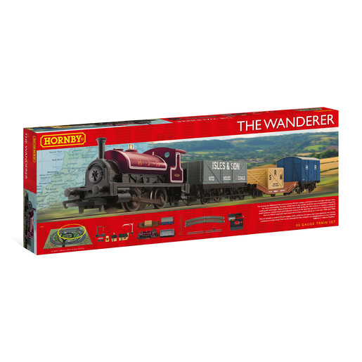 Picture of Hornby Wanderer Train Set - The Entertainer Exclusive