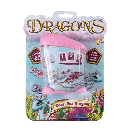 Picture of Coral Sea Dragons - Baby Pink Tank