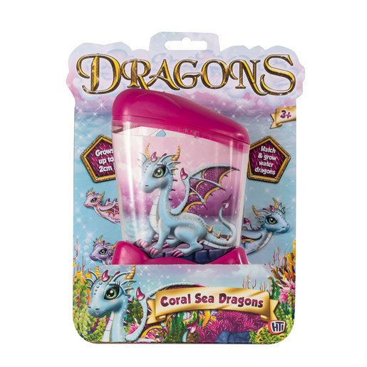 Picture of Coral Sea Dragons - Dark Pink Tank