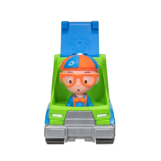 Picture of Blippi Zoom Zoom! Vehicle - Garbage Truck