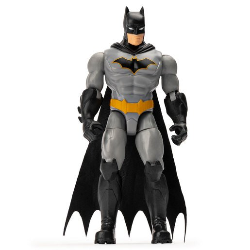 Picture of DC Comics The Caped Crusader 10cm Figure with 3 Mystery Accessories - The Rebirth Batman