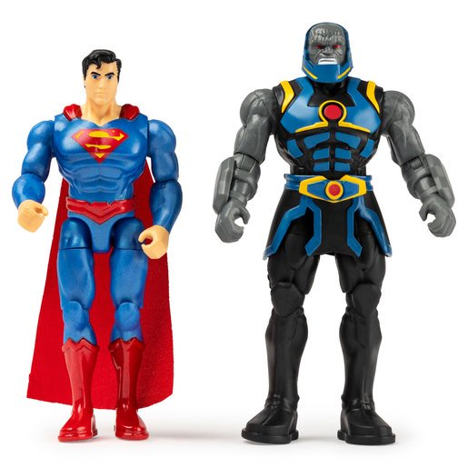 Picture of DC Comics 10cm Figures - Superman and Darkseid