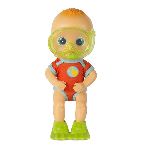 Picture of Bloopies Divers Bathtime Baby Doll - Cobi