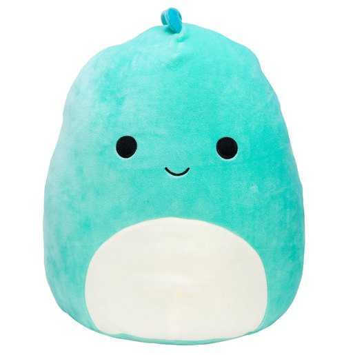 Picture of Squishmallows 30cm Super Soft Toy - Ben the Blue Dinosaur