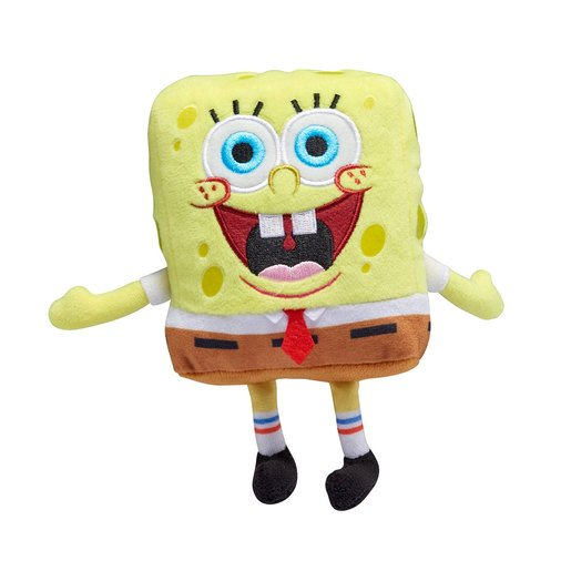 Picture of SpongeBob SquarePants Mini Plush - SpongeBob With Big Smile