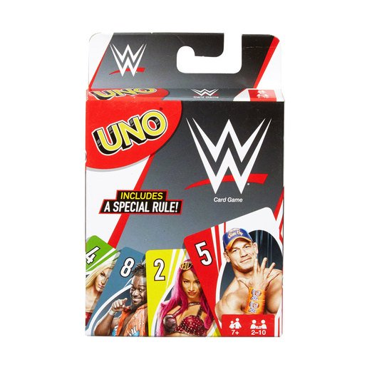 Picture of UNO WWE Card Game