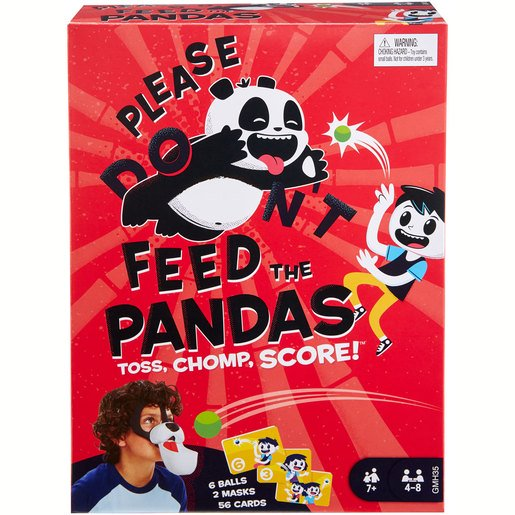 Picture of Please Don't Feed The Pandas Game