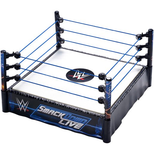 Picture of WWE Superstar Ring - SmackDown Live