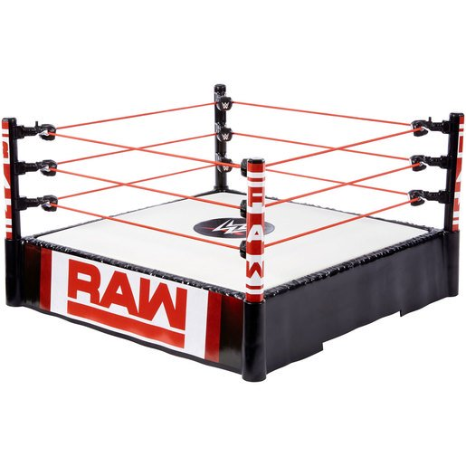 Picture of WWE Superstar Ring - RAW Spring Loaded Mat