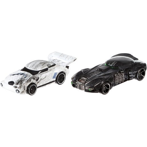 Picture of Star Wars Hot Wheels Cars - Stormtrooper and Death Trooper