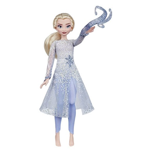 Picture of Disney Frozen 2 Magical Discovery Doll - Elsa