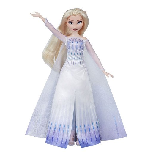 Picture of Disney Frozen 2 Musical Adventure Singing Doll - Elsa