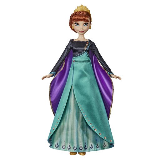 Picture of Disney Frozen 2 Musical Adventure Singing Doll - Anna