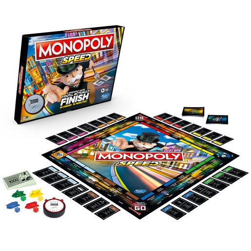 Picture of Monopoly Speed Game