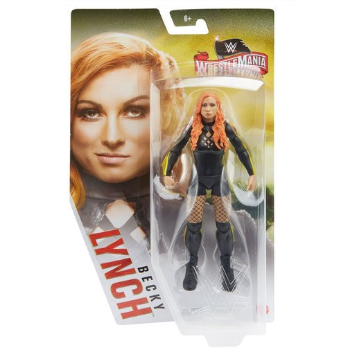 Picture of WWE WrestleMania Figure - Becky Lynch