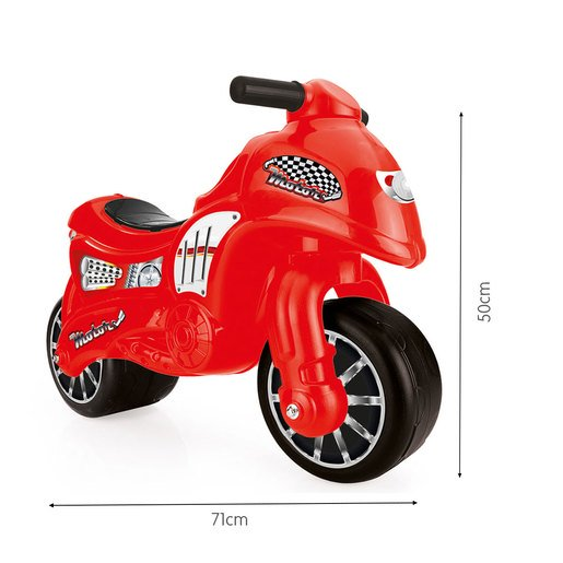 Picture of Dolu My First Moto Racer Motorbike - Red