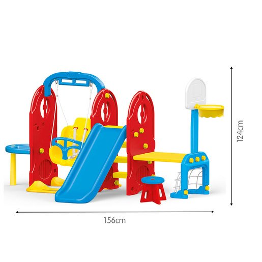 Picture of Dolu 7-in-1 Playground Frame