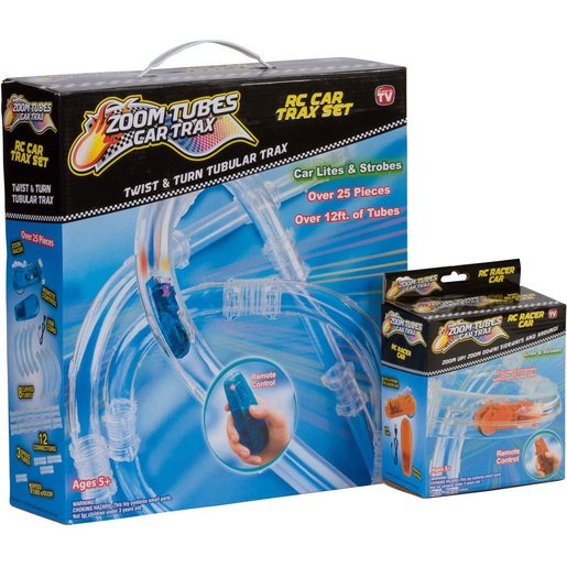 Picture of Zoom Tubes Car Trax - RC Car Trax Set