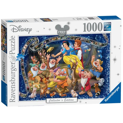 Picture of Ravensburger Disney Collector's Edition Puzzle 100pc. - Snow White