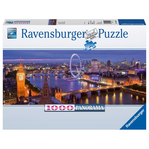 Picture of Ravensburger London At Night Panorama Puzzle - 1000pc