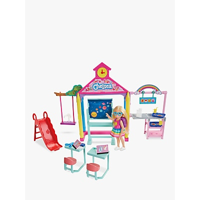 Picture of Barbie Chelsea School Playset