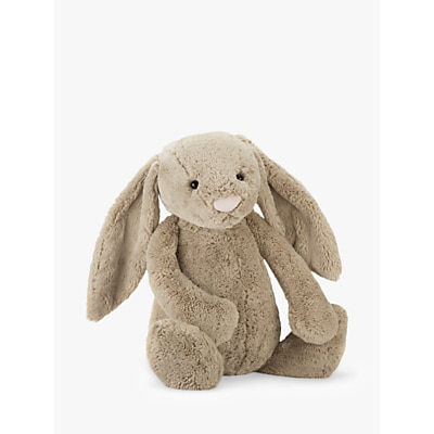 Picture of Jellycat Bashful Bunny Soft Toy, Really Big, Beige