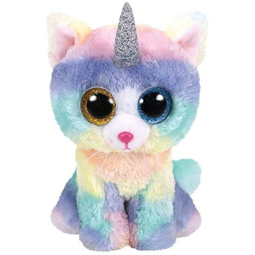 Picture of Ty Beanie Boo 15cm Soft Toy - Heather
