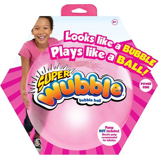 Picture of Wubble Bubble Ball - Pink