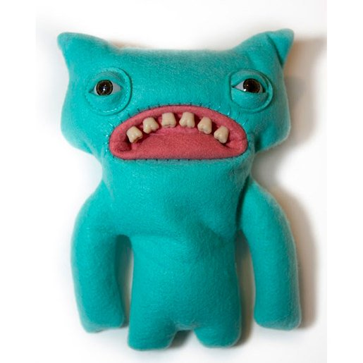 Picture of Fuggler 22cm Funny Ugly Monster - Wide Eyed Monster (Turquoise)