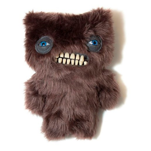 Picture of Fuggler 22cm Funny Ugly Monster - Munch Munch (Brown Fur)