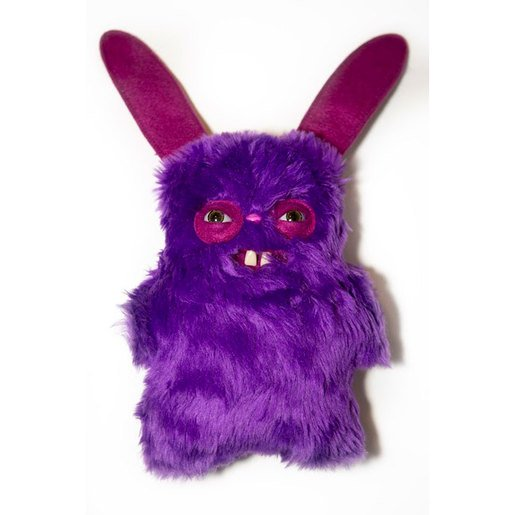 Picture of Fuggler 22cm Funny Ugly Monster - Rabid Rabbit (Purple Fur)