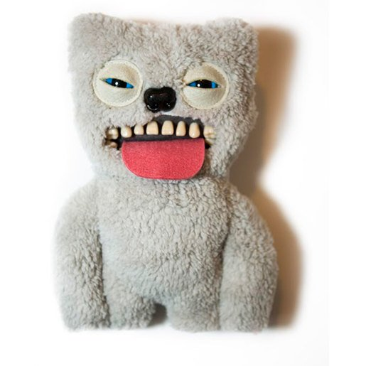 Picture of Fuggler 22cm Funny Ugly Monster - Sir Belch (Fuzzy White)